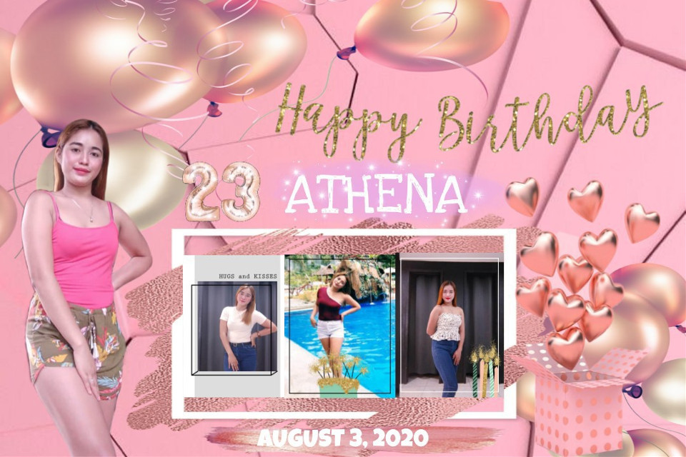 #birthday #tarpaulin #cutestyle #freetoedit #philippines2020