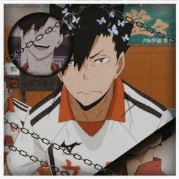 haikyuu kuroo kurootetsurou edit anime freetoedit animeedit haikyu haikyuuedits