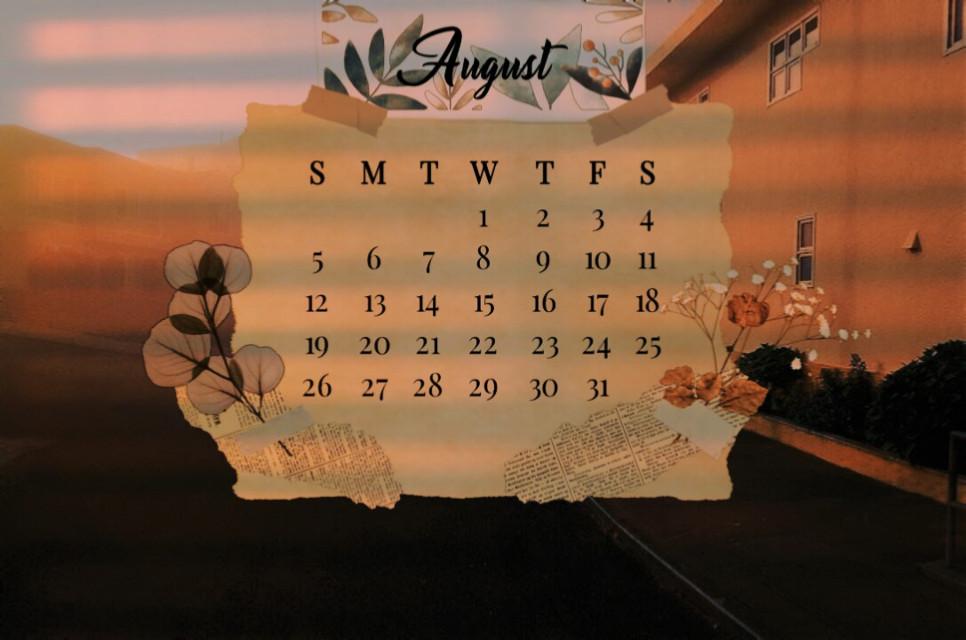 #freetoedit #august #summer #asthetic   #srcaugustcalendar #augustcalendar °