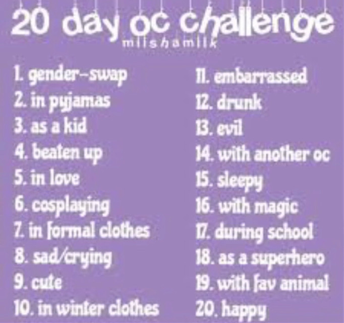 So Ima do this challege with @soup_devil18 :3. I am aware that I am currently doing an oc challenge but it's one drawing a day so yeahhh. :P #freetoedit #occhallenge