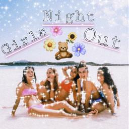 girlsdayout madi avani addison charli dixie sparkles beach interesting freetoedit