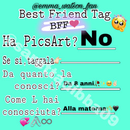 bff tag school 8 otto eight years 8anni picsart bestfriends miglioreamica freetoedit