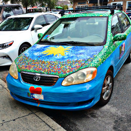 freetoedit loveit happy car colorful