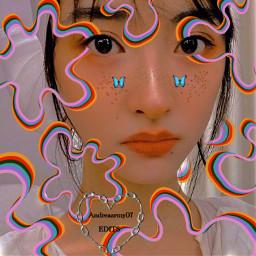 freetoedit aesthetic kpop colorful bts mamamoo twice txt summer photography nature japan corea goblinkdrama meteorgarden2018 rccolorfulshapes colorfulshapes