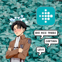 freetoedit levi leviackerman fitbit app appcover icon appicon animeapp anime animeappcover attackontitanlevi attackontitan aotanime