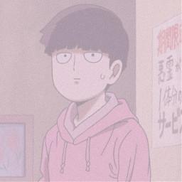 mobpsycho100 shigeokageyama anime icon freetoedit
