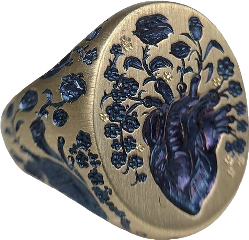 freetoedit blue blueandgold gold golden goldring blueheart ring pngring goldpng bluepng jewelery jewellery pngs moodboard moodboardpng pngsticker polyvore polyvorefiller pngfiller