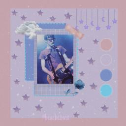 grahamcoxon graham grahamcoxonedit damonalbarn damonalbarnedit alexjames daverowntree blur blurband britpop 90s softedit purpleaesthetic