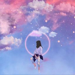 freetoedit dreams dreamscape dreamscope dreamcatcher dreams_catcher dreamsky pinkskies purpleskies dreamsillustrated