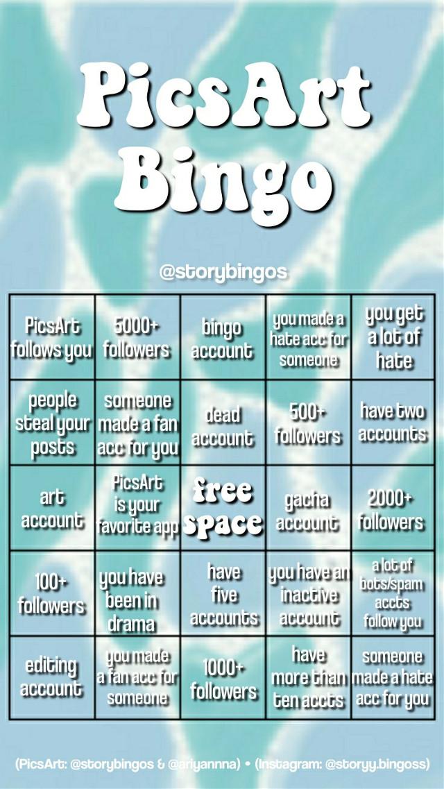 ˑ༄ؘ ۪۪۫۫ ▹ new post ◃ ۪۪۫۫ ༄ؘ ˑ  Notes : • ~  • please tag me in your remixes  • DM me w suggestions  • reposts are greatly appreciated  - ari <3  -ˋˏ✄┈┈┈┈┈┈┈┈┈┈┈┈┈  [⁂] follow me here; ~ IG Bingo Account (@/storyy.bingoss) ~ PicsArt Bingo Account (@storybingos) ~ PicsArt Niche Account (@ariyannna)  ︵‿︵‿︵‿︵‿︵‿︵‿︵‿   [░] my luvs; ༄ @nevaehnicoles 🤍 ៚ @maddieremixes ༄ @-blue-berry-joon- ៚ @abbyweile7 ༄ @ivoryella ៚ @lolgaga222 ༄ @xoxo_aesthetics ៚ @fallingfor30minutes ༄ @primrose_soda ៚ @tortoisegirl202 ༄ @chicago_love ៚ @marvel_luver ༄ @blossom_games ៚ @mcr-guilbert ༄ @rxbertsqn ៚ @ivoryella ༄ @nekochimmy ៚ @flowxergirxl ༄ @bianneybia ៚ @bisexualhamilfan ༄ @jeevan_potter ៚ @not_robert_pattinson ༄ @metheshorty ៚ @billieeyelashxo ༄ @queen_awkward ៚ @sanityface ༄ @zodiac_darlings ៚ @nuoymn ༄ @chicago_love ៚ @hollander_forever_15 ༄ @moondragon914 ៚ @lolfgon_19 ༄ @lemon_droplet ៚ @mckennasmith30 ༄ @-pretty_bad_dreams- ៚ @listmaster06 ༄ @equestrianlife_edits ៚ @charlottedunn81 ༄ @lailoxoxo ៚ @ohh743321 ༄ @marshmellx ៚ @nbakr ༄ @b-u-m-b-l-e-b-e-e_ ៚ @sailormoon5488 ༄ @babielanie ៚ @xxflowers-dyingxx ༄ @werewolf1907 ៚ @madi_volleyball ༄ @Lil_trojan ៚ @_blxckout_ ༄ @itskrystina_miles ៚ @bangtans_lost_jams ༄ @sxturnii ៚ @candm17 ༄ @scarletlansing ៚ @v0lleyball29 ༄ @hwello_death ៚ @uwujulesuwu ༄ @friends7717 ៚ @oop123456789 ༄ @ravenclawdude ៚ @thisisthehypehousela ༄ @xxomegagirlxx  ៚ @milliexxnoah ༄ @11paintbrushes ៚ @turquoiseroses ༄ @_cookiezz_ ៚ @_the_real_jesus_ ༄ @kelley_unicornblink ៚ @catlover13597 ༄ @waffercone ៚ @mcr-guilbert ༄ @Cloudymxths ៚ @mm-kpop ༄ @ryepiee ៚ @raven_and_david ༄ @loadin_g ៚ @arianaxlover7717 ༄ @editsbyalina ៚ @theshipshavesailed ༄ @_rcvolvcr_ ៚ @xxxaubriexxx ༄ @virgilemonightmare ៚ @skaiva889 ༄ @fxndomlxver_101 ៚ @lava_20 ༄ @bruhther ៚ @gghl_followme ༄ @alithepickle ៚ @strangerthings__011_ ༄ @greenfeline248 ៚ @drxgonflamepotatopop ༄ @mythical_editzz ៚ @blah_blah_blah_blah_  ༄ @galaxywolfdragon ៚ @prettypuffs ༄ @-honeybunchesofoats- ៚ @yourlocalavoc