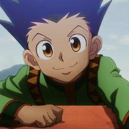 animeboy hunterxhunter gonfreecss freecssgon gon freecss cute anime