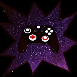 gaming jeuxvideo manettexbox console couleurs logo fun fan style magnifique piscart freetoedit