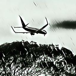 edited effect photography ameturephotography flight plane sky