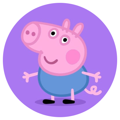 brother george has joined the picture #peppa #peppapig #brothergeorge #brother #george #daddypig #mommypig #peppapigoink