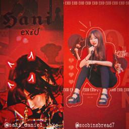 collab edit kpop hani exid