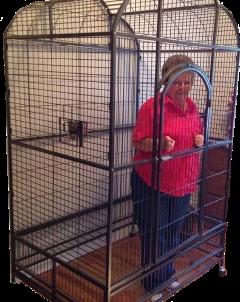 freetoedit grandma karen meme cage karenmeme grandmother cursed cursedimages cursedimage cursedmeme bondage kidnapped kidnap old oldpeople