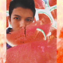 freetoedit happy happytime happy_time happytime✨ summer summerday summertime rcwatermelonsugar watermelonsugar