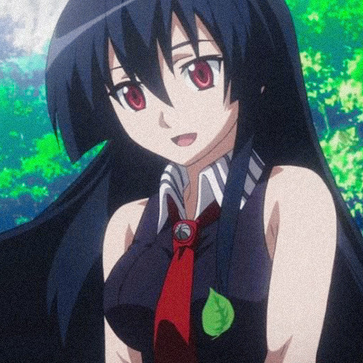 • • • Anime: Akame ga Kill • Character: Akame • • • #akamegakill #akame #akamegakill!  #animeaesthetic #black #blackaesthetic #red #redaesthetic  #profilepic #profilepicture #anime #animeicon #icon #freetoedit