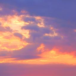 sky interesting beauty colors heypicsart photography myphoto blue purple pink yellow clouds edit remixit remixme picoftheday inspire like love follow freetoedit