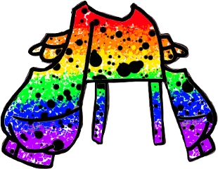 freetoedit multicoloured lgbtq lgbtqtop rainbowgachatop lgbtqsupporter rainbowgachaoutfit gachaoutfit gachaclub