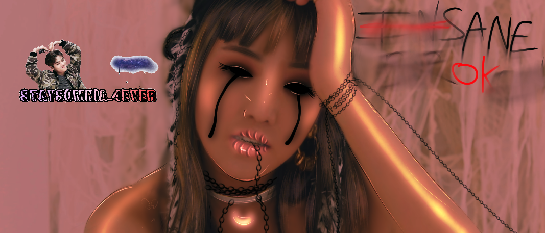 Hihi uwu ฅ^•ﻌ•^ฅ Open? YES-no You have choosen yes! I am SORRY for not posting i was more active on dms and i am kinda stressed for ze school that starts in a week e.e .  I will spend all my time I have with you Sunshines. Also this edit is for @tcddybear her contest #mybias_contest. Minnie is my bias cuz she is amazing and I love her voice dancing skills etc.. i love all G-idle members no matter what💗💗 Info bout the edit Who? Minnie from G-idle Time taken? 20 mins Apps used? Ibispaintx Song currently listening to? R.o.S.E BLUE by Dreamcatcher (i cried while listening to it cuz it's so amazing ngl---) Type of edit? Manipulation edit Feel free to tell me ur opinions bout the edit!💗   Long lost twins 👁👄👁 @smileyjeongin @cata_ewe @nasaberry @tinybeomie @nct_119_dream-  @hyukavibes @ima_slothness @junjunie   Irl bff and tea spiller 👁👄👁 @jenniesboba Most amazing ppl 😭💗 @minsugarr_ @_ikonic_stay_  @love_for_rubyjane @kpop-blossom2468  @asa_nanse  @stay_4eva  @chaeryeongqueen  @istan_woojin @jaehyun_is_cute @bangchanooh @hyunjins_headband  Ma gorl uwu 💗 @oifelixcmerebro Amazing support bots Bunny:@doyoungsupportbot Squirrel boi:@han_support_bot  Kangaroo:@_channiesupportbot  Cutie:@hyunjinjinsupportbot Another cutie 😩💗:@seungminsupportbot A simp for Mork ( ͡°ᴥ ͡° ʋ):@winwinsupportbot Babie kitty:@jeongin_support-bot  Kyootie patootie:@donghyucksupportbot Must protecc💗:@leefelixsupportbot Cat ฅ^•ﻌ•^ฅ:@minhosupportbot  Others @___bulochka___  @thelastsuga @ilovesugakookies @namastae_7  @yeonfused  @unagi-tostie   #freetoedit #manipulationedit #manipulation #minniegidle #ohmygodgidle #nichayontararak #darkedit #dontsteal