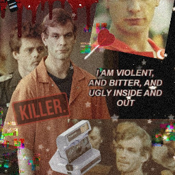 jeffreydahmer serialkiller necrofile canniball cannibal tcc freetoedit