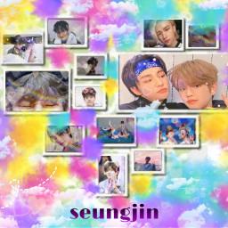 seungjinedit seungjin💜 seungjin