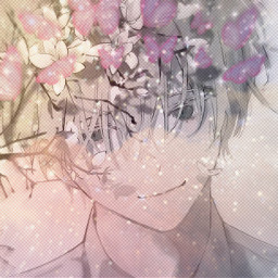 animeboy flowers flower flowerboy flowerbranch butterfly butterflies butterfliessticker edit animeedit animedit animeboysedit animeboys animeboyedit animeartedit artedit pinterest pinterestimage pinterestimageremix love aesthetic aestheticedit pinkaesthetic whiteaesthetic freetoedit