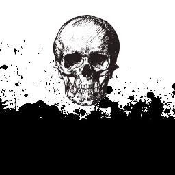 skull_art goth freetoedit