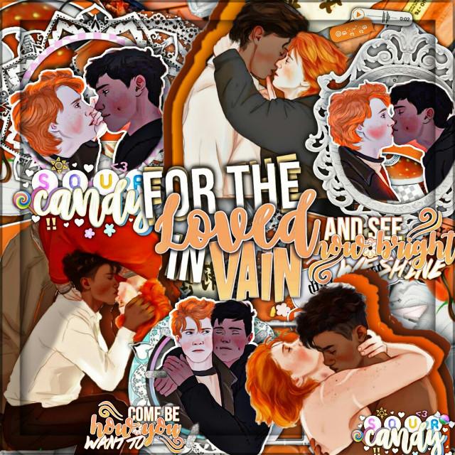 [~вℓαιяση...🌱🌸💜     #freetoedit #blairon #ronweasley #blaisexron  #blaisezabini #ron #blaise #harrypotter #harrypotteredit #drarry #drarryedit #drarryedits #gay #gayboy #gayharrypotter