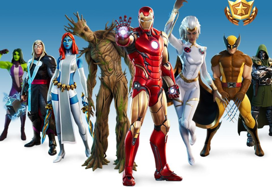 #freetoedit #fortnite #newseason #battle pass #avengers #fortniteskins