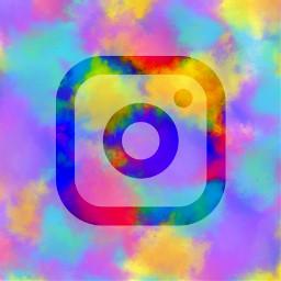 instagram instagramicon icon logo colorful