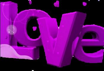 freetoedit love lovetext purple heart