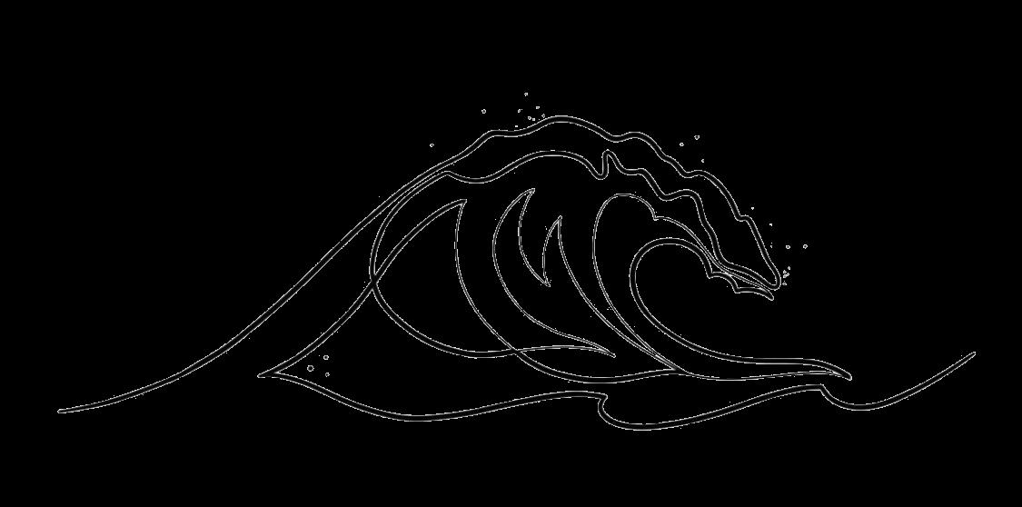 #freetoedit #tumblr #desenho #black #preto #draw #onda #surf #summer
