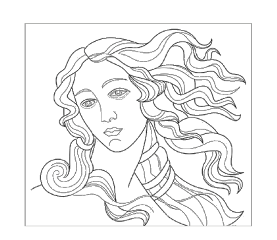 freetoedit tumblr desenho black preto draw art afrodite