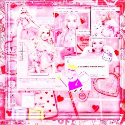 poppy poppyedit pink pinkaesthetic freetoedit