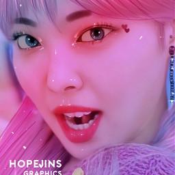freetoedit blackpink kpop jennie artwork