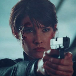mariahill maria hill icon icons shield cobiesmulders