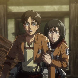 freetoedit attackontitan shingekinokyojin mikasaackerman mikasa eren erenjaeger animewallpaper snk aot anime otaku