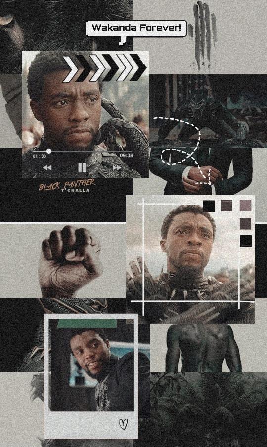 Now that Chadwick Boseman died, I bring you this Wallpaper.  It's my way of paying tribute   #wallpaper #tchalla #chadwickboseman #blackpanther