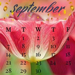 septembre@emeraude09 freetoedit septembre srcseptembercalendar septembercalendar