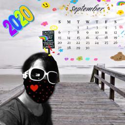 freetoedit septembervibes srcseptembercalendar septembercalendar
