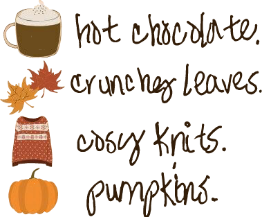 #fall #fallcolors #fallleaves #pumpkins #orange #ilovefall #autumn #september #helloseptember #hellofall #sticker