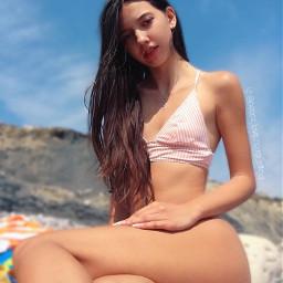 bodypositive bodypositivity softie sunny bikini bikinigirl bikinibody softgirl swimwear sunnydays model modeling modelgirl girlmodel modellingshoot photoshoots beach beachlife beachvibes freetoedit