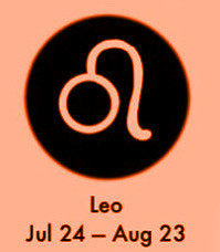 Random sign of the day: #leo    Leo's horoscope is:  You could be feeling a bit antsy today and may want to spend time exercising or trying a new sport or game that you've never played before.   Power color: 🧡