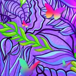 background nature painting art huechange howihue oilpaintingeffect brushes brushtool butterflybrush minimaledit keepitsimple heypicsart myedit madewithpicsart freetoedit