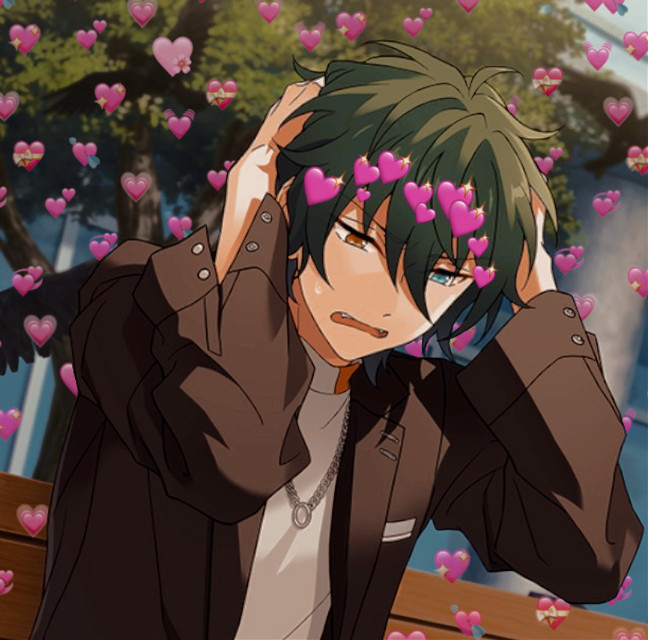 #mikakagehira #mika #valkyrie #ensemblestars #ensemble_stars #enstars #idol #animeedit #anime #heartedit