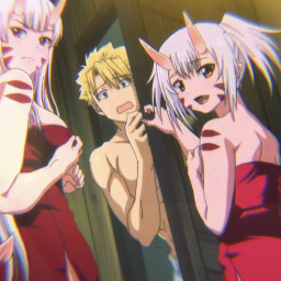 anime fantasy comedia harem waifus cute animegirls