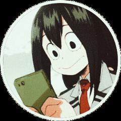 bnha bnhaedit mha mhaedit tsu tsuyuasui asui tsuyu cute kawaii anime uwu adorable pfp profilepic profilepicture profilepictures profile phone freetoedit