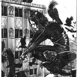 crow thecrow